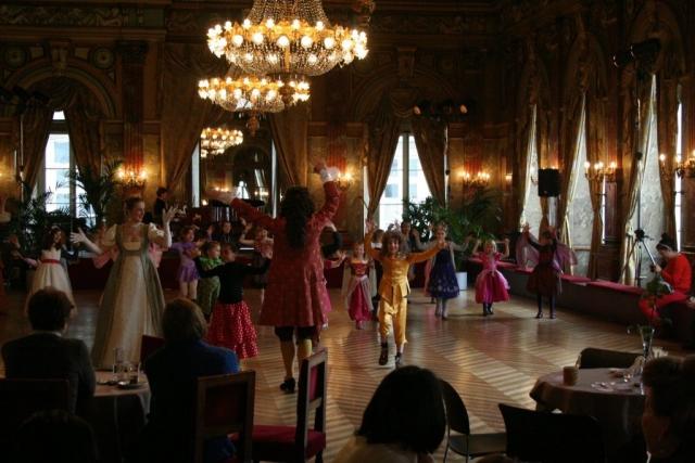 Begeleiding Kinderbal in Opera Gent