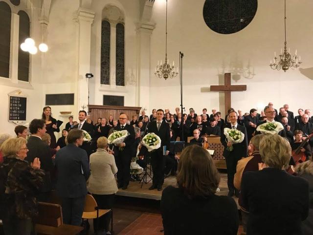 TY orkest - Bachkoor Gent, de Johannespassie