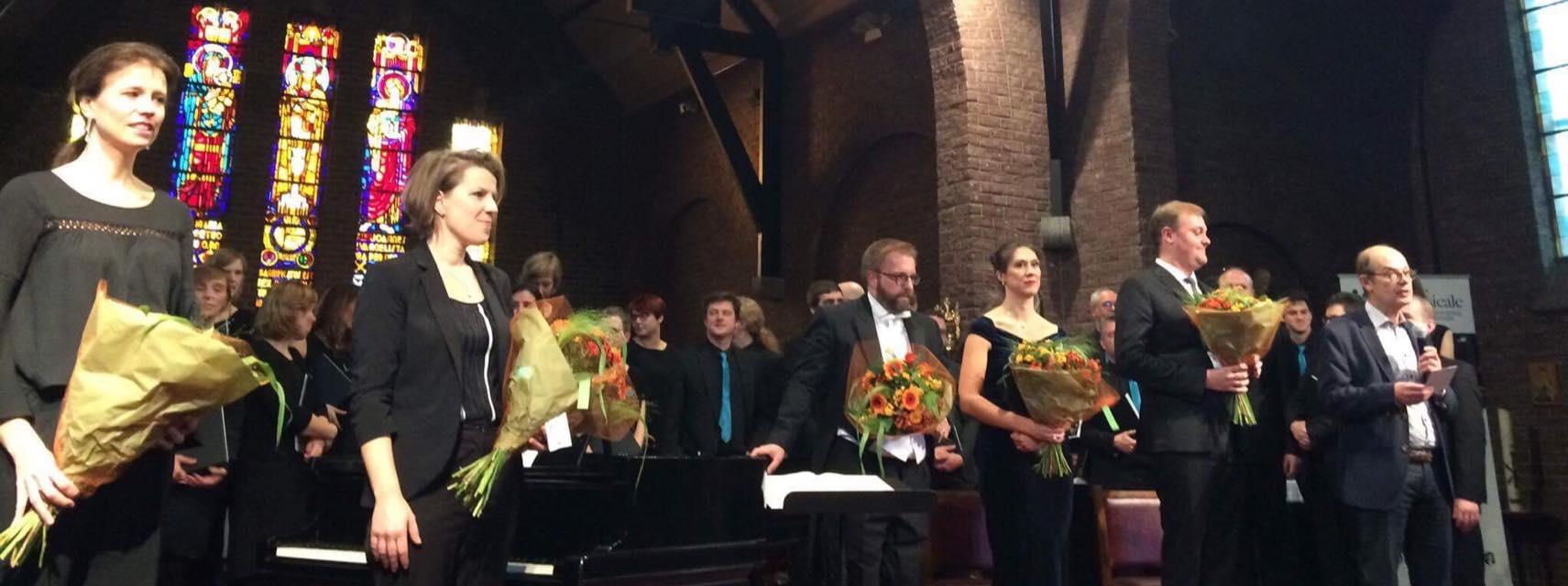 Kamerkoor Furiant, Requiem Brahms